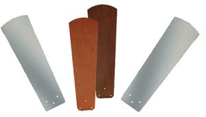 Ceiling fan blade set for Fanimation THE INVOLUTION