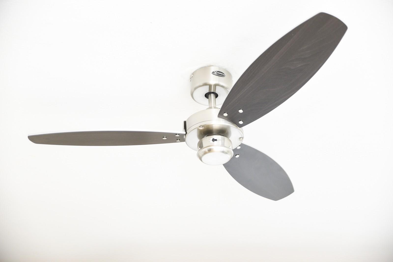 Westinghouse Ceiling Fan Jet Nickel 105cm 42 Quot Ceiling