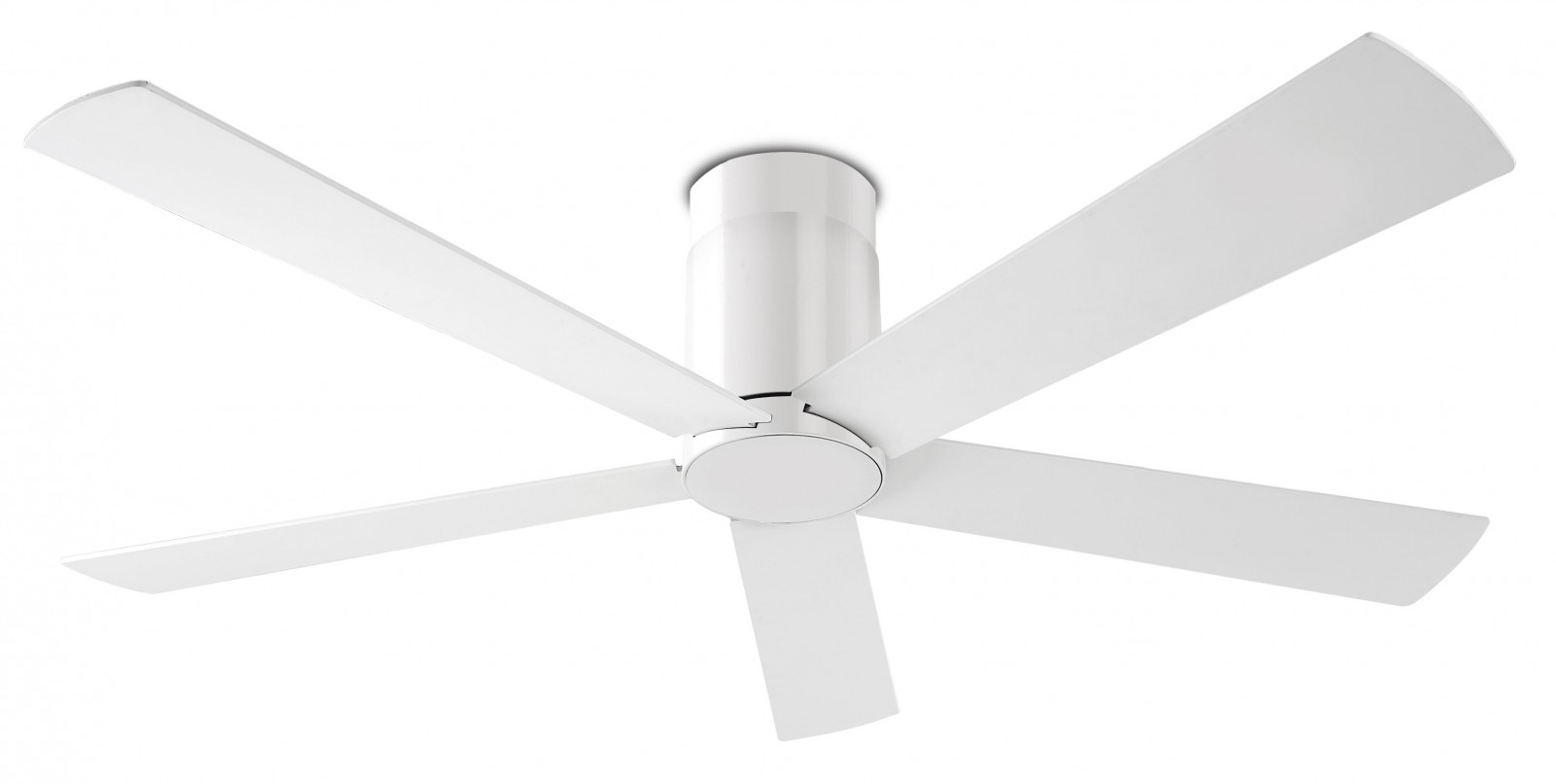 ceiling fan rodas 132cm 52 white with extension kit ceiling fans for domestic and