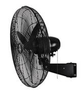Wind machine / Wall mounted fan WM3 Wall Eco Black
