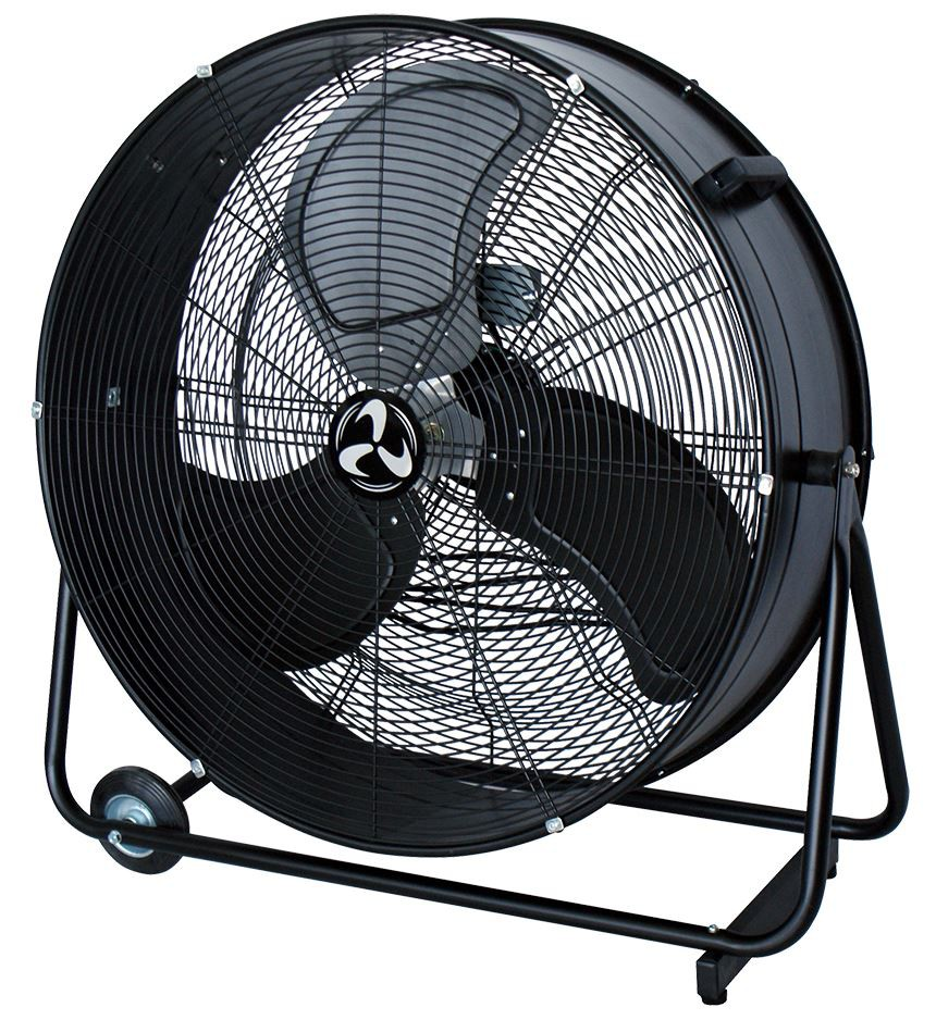 Photography studio fan