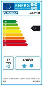 Frischluft Wärmetauscher MEnV180 mit Fernbedienung – Bild 11
