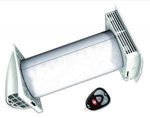 Frischluft Wärmetauscher MEnV180 mit Fernbedienung – Bild 2