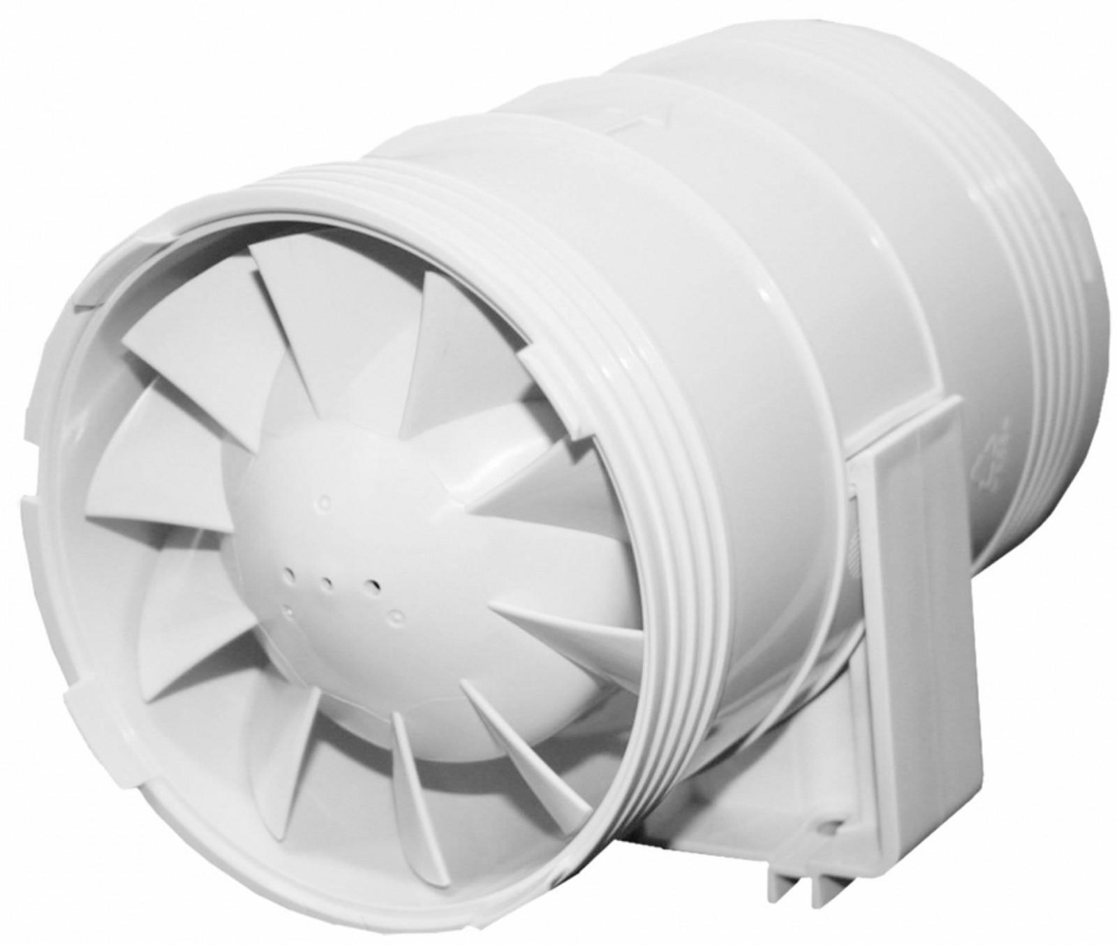 Marley small room fan / bathroom fan P10 MP 100 E up to 110 m³/