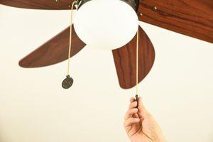 Deckenventilator Palao Braun inklusive Leuchte 76 cm von Faro – Bild 3