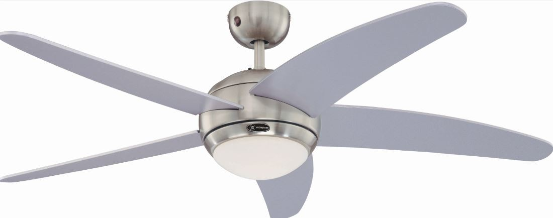 Westinghouse ceiling fan bendan silver with remote control ceiling westinghouse ceiling fan bendan silver with remote control aloadofball Choice Image