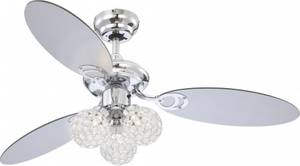 "Globo Ceiling Fan Azalea 105 cm / 42"" with pull cord"