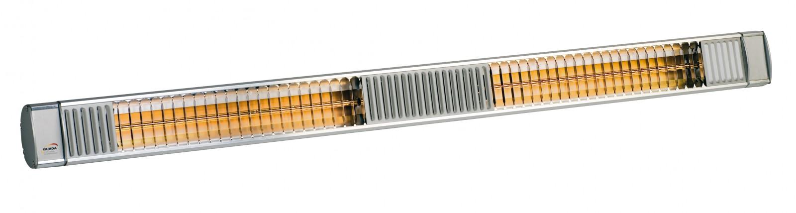 Infrared Heater Term2000 Ip67 Multi 2 4000 Watt 400 V