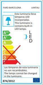 Deckenventilator Faro Lantau-G 168 cm LED Beleuchtung – Bild 6