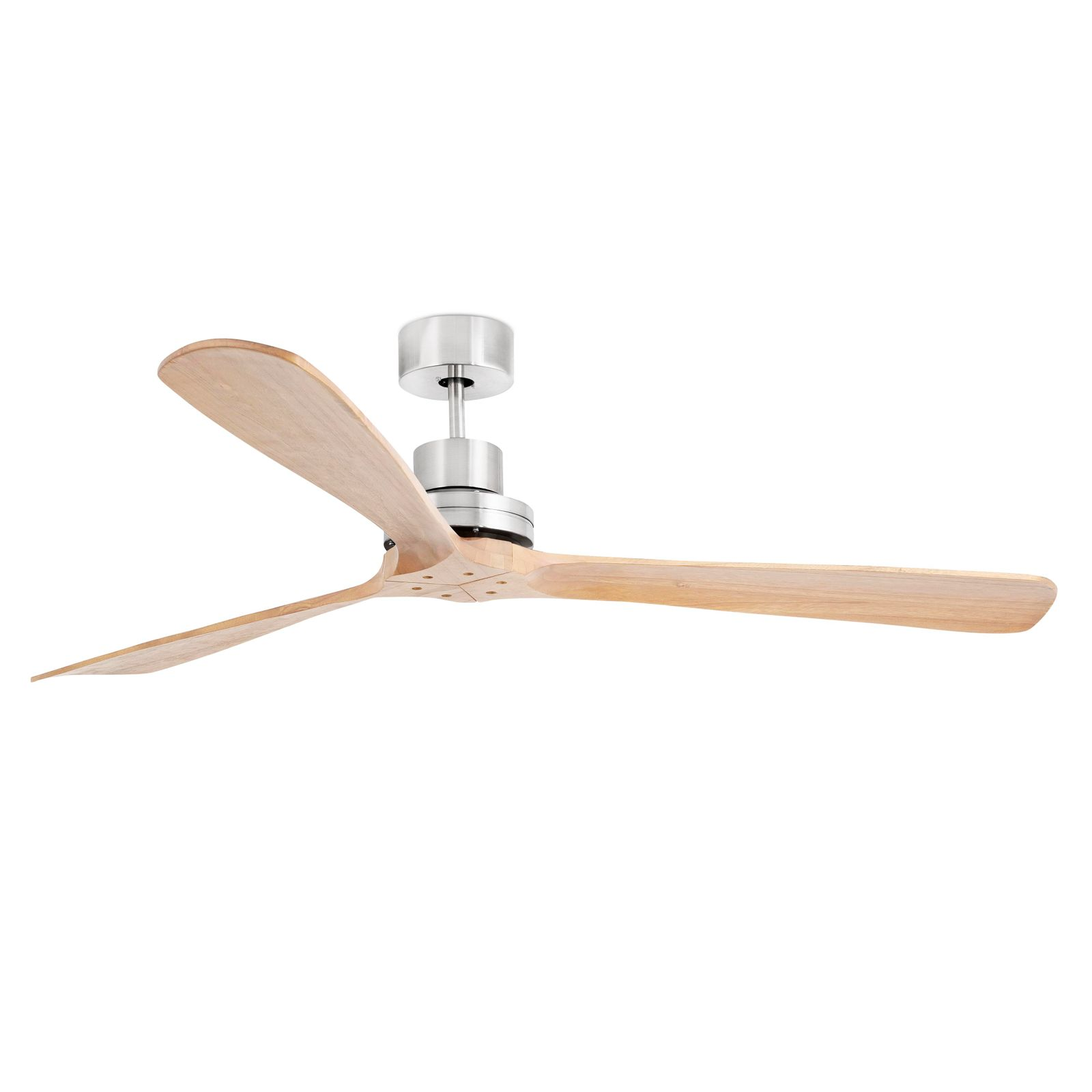 "Faro ceiling fan Lantau G 168 cm 66"" with remote control blades"