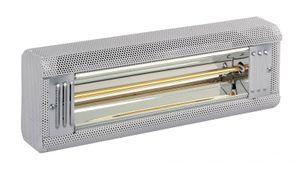 Infrarot Heizstrahler Term2000 C IP20 2000 Watt Wärme – Bild 2