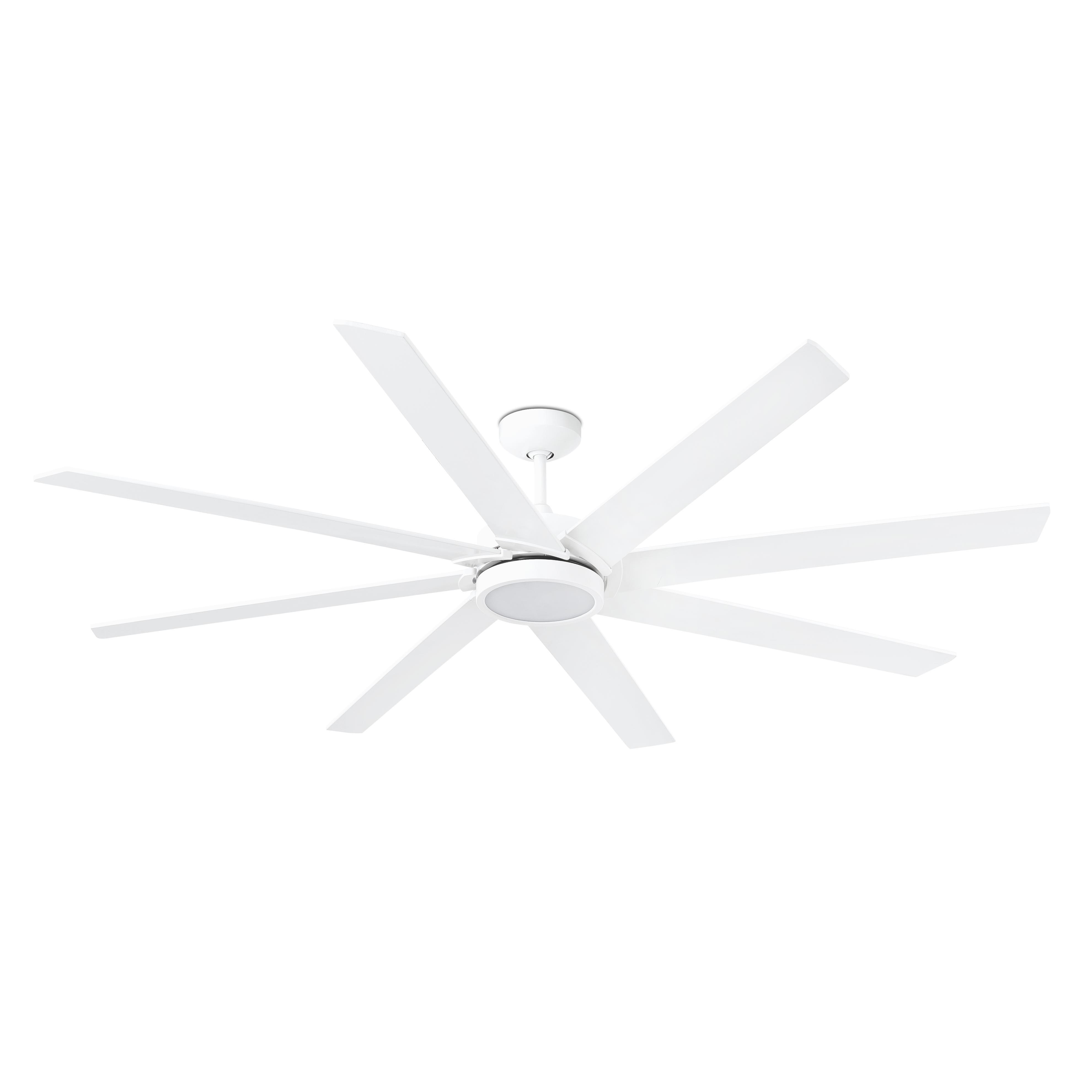 faro ventilateur de plafond basse consommation century blanc 165 cm avec led ventilateurs de. Black Bedroom Furniture Sets. Home Design Ideas