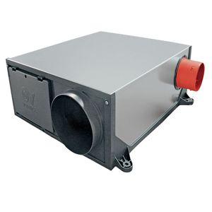Zentral Abluftgerät Entlüftungsbox VORT PLATT Serie