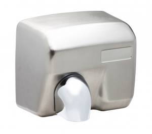 P+L Systems Automatic Hand Dryer Mid DM2400S Stainless