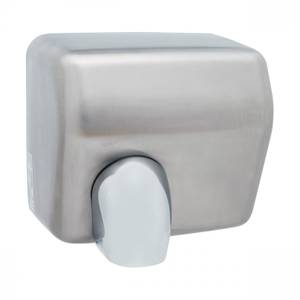 P+L Systems Automatic Hand Dryer Mid DM2300S Stainless