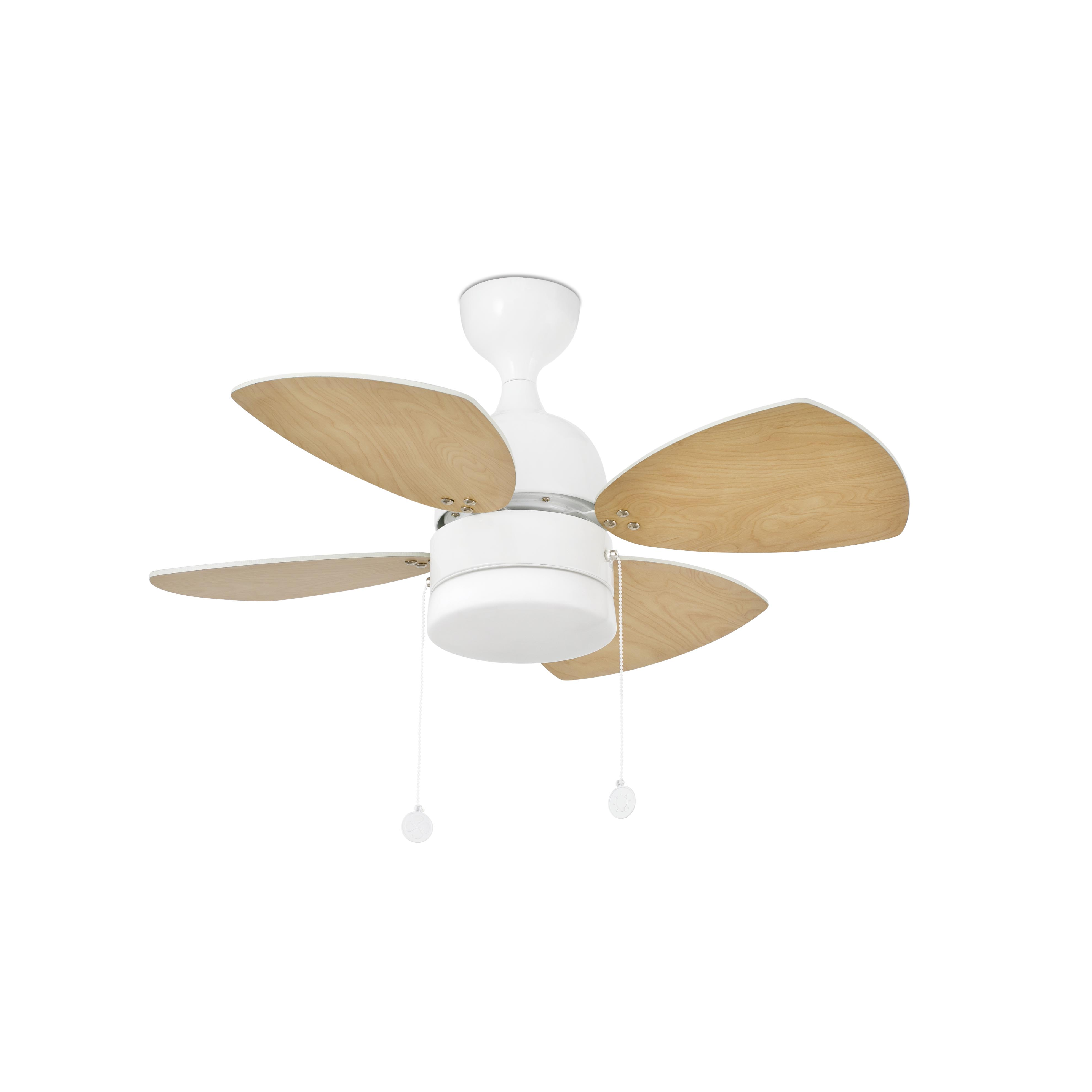 Ceiling Fan Mediterraneo White 81 5 Cm 32 Quot With Light