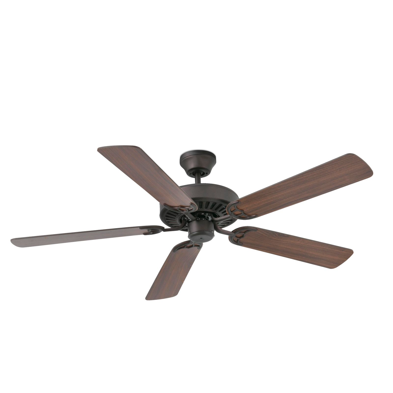 """Ceiling fan Aloha Brown 132cm 52"""" with remote control Ceiling"""