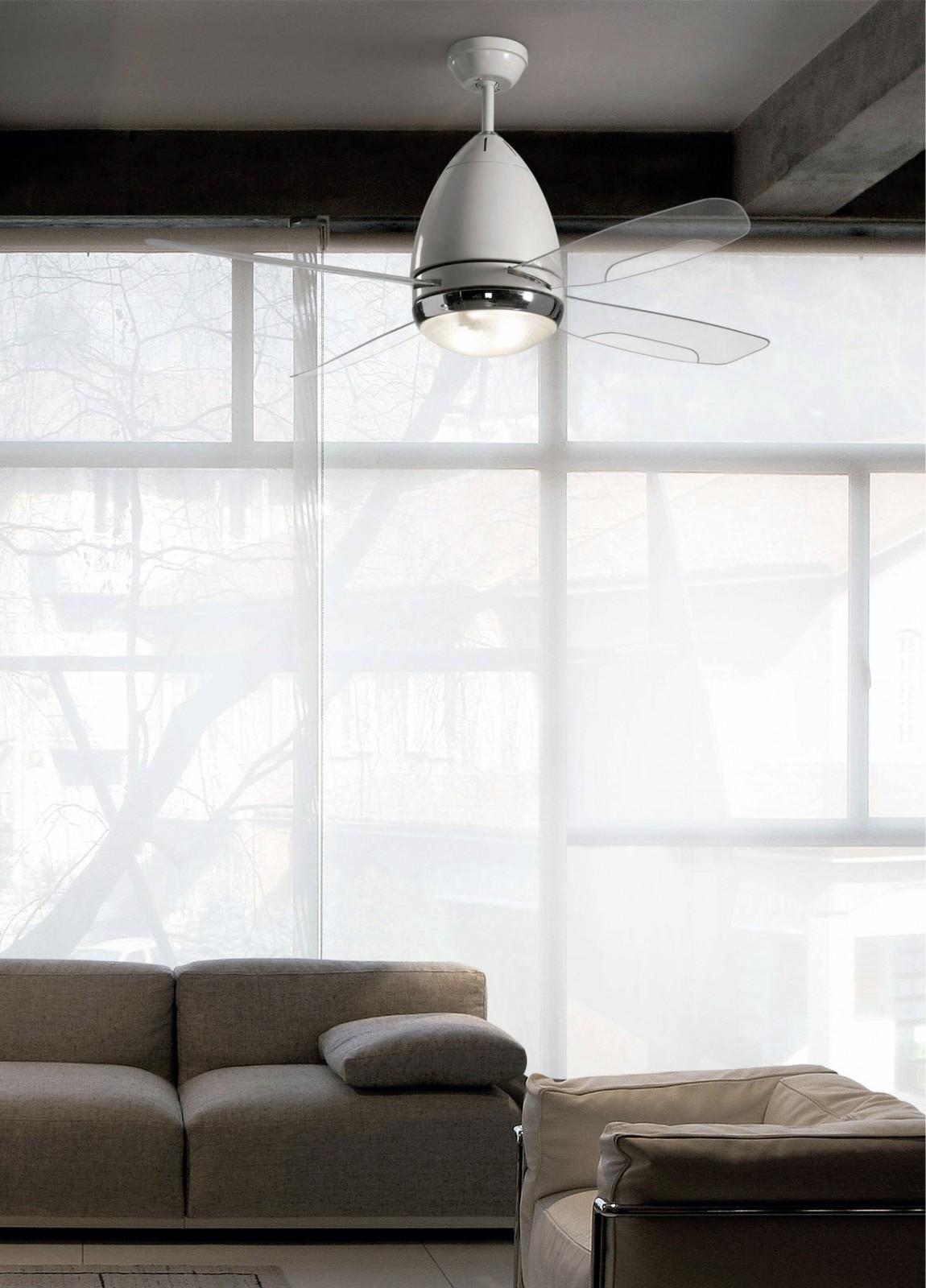 deckenventilator faretto mit licht und fernbedienung. Black Bedroom Furniture Sets. Home Design Ideas