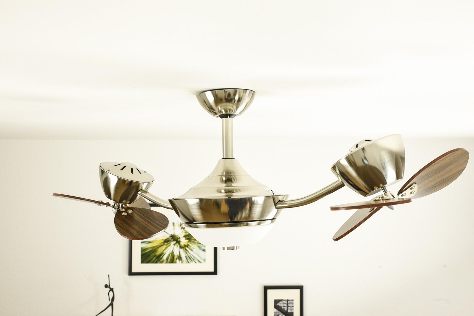 Ventilateur de plafond basse consommation efan de - Ventilateur de plafond avec eclairage ...
