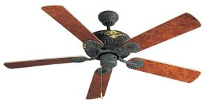 """Ceiling fan Amadeo with pull cord 132cm / 52"""""""