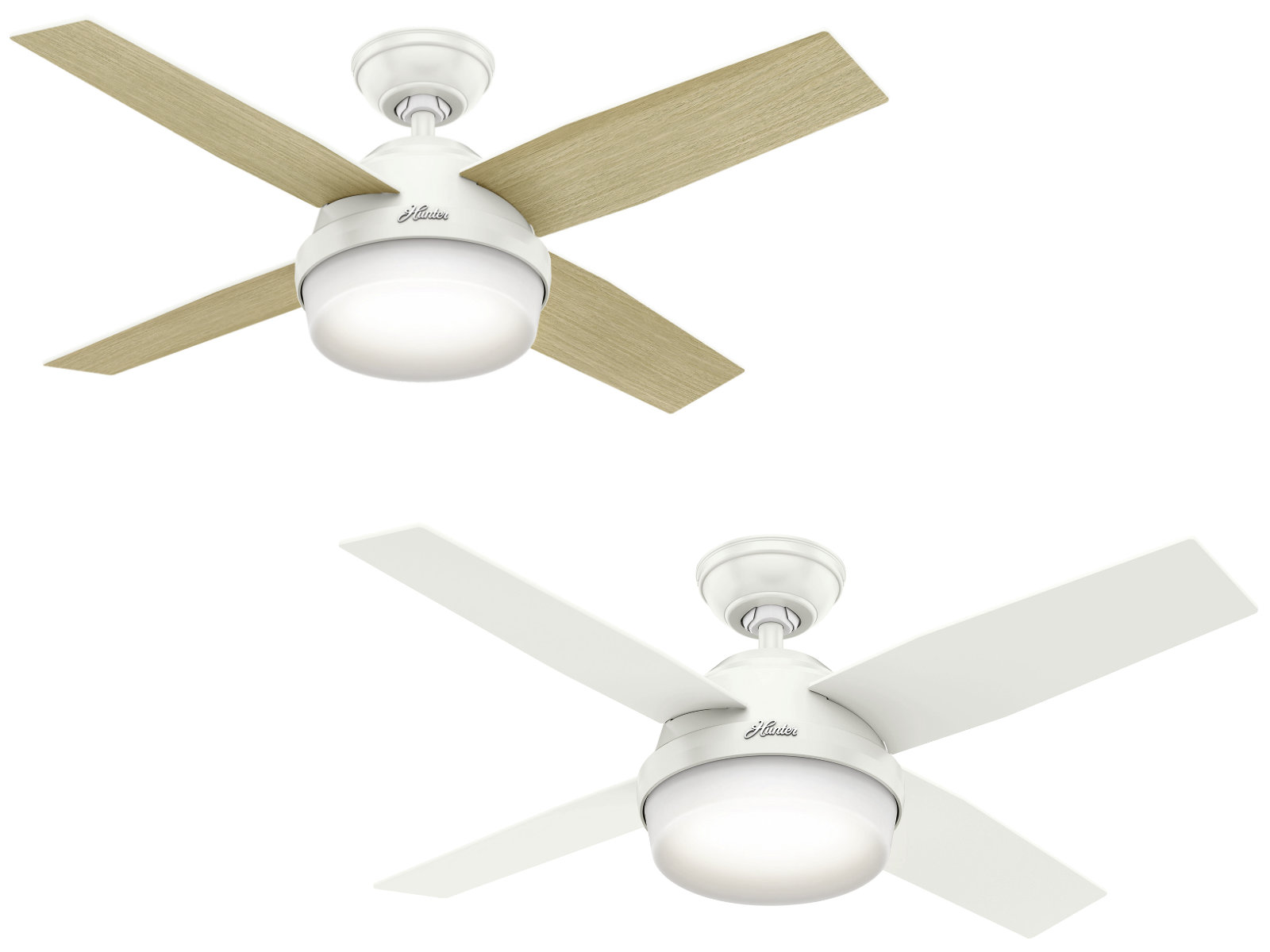 Ceiling Fan Dante White 112cm 44