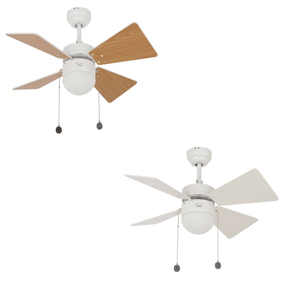 Beacon ceiling fan breezer white with light 81 cm 32 ceiling fans beacon ceiling fan breezer white with light 81 cm 32 aloadofball Gallery