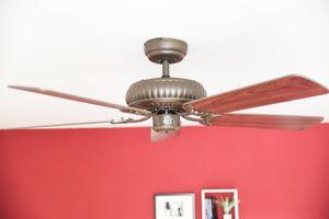 Energiespar Deckenventilator Eco Imperial Bronze 132 cm – Bild 4