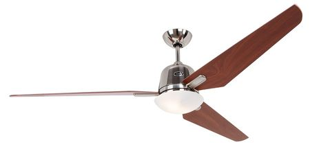 "Energy-saving ceiling fan Eco Aviatos BN 162 cm / 64"" blades cherry"