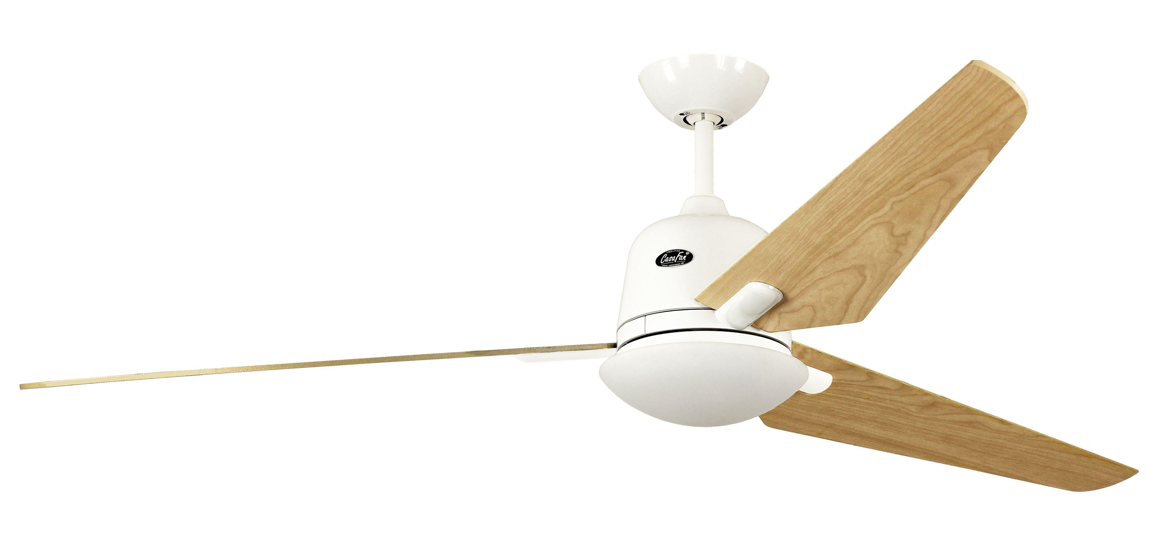 Ventilateur de plafond Eco Aviatos 162 Blanc Erable | Boutique en ligne Ceres