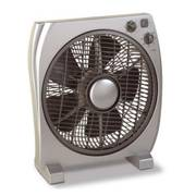 Oscillating floor fan Airos Square with timer 3800 m³ / h