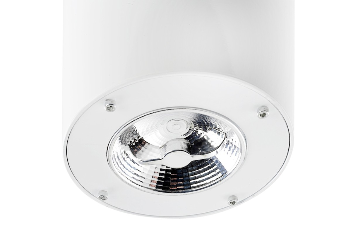 Leds C4 Kit D Eclairage Led Pour Ventilateur De Plafond Formentera Blanc