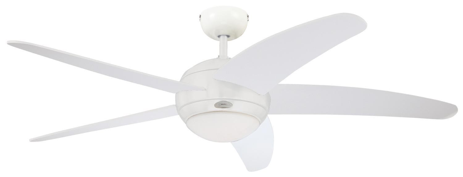 Westinghouse Ceiling Fan Bendan White With Remote Control