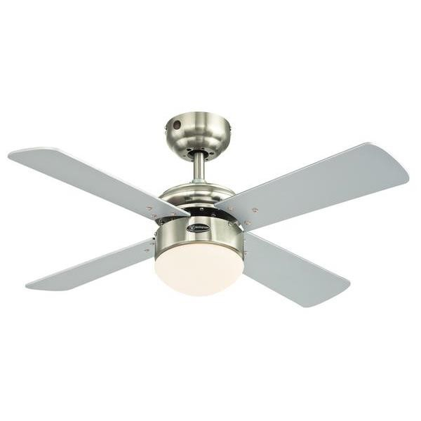 Westinghouse ceiling fan colosseum brushed nickel including dimmable westinghouse ceiling fan colosseum brushed nickel including dimmable led light and remote control bild 3 mozeypictures Images