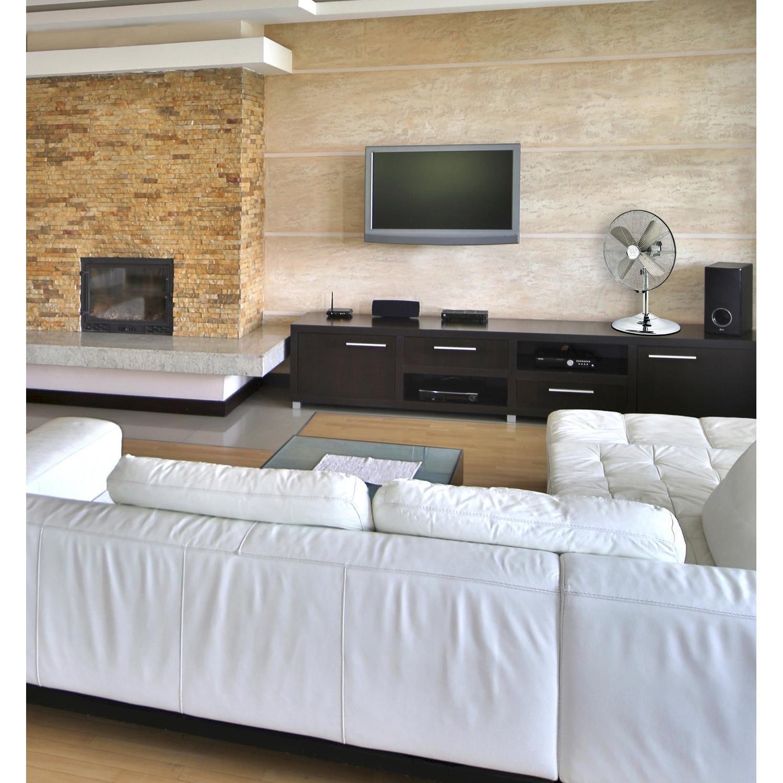 westinghouse stand tisch wandventilator silver stream. Black Bedroom Furniture Sets. Home Design Ideas