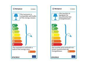 Deckenventilator Cumulus mit Licht und Fernbedienung – Bild 9