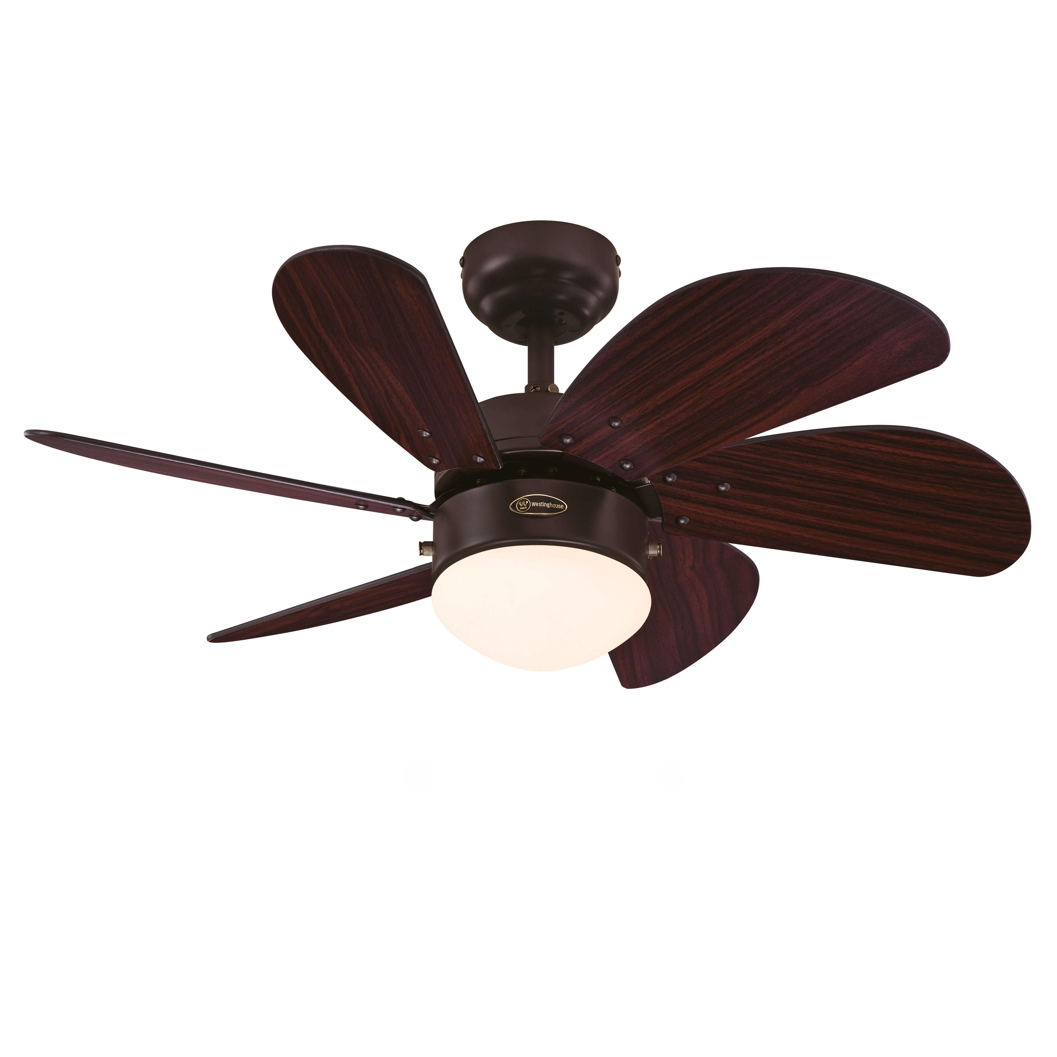 ceiling fan turbo swirl espresso 76cm 30 with light ceiling fans for domestic and