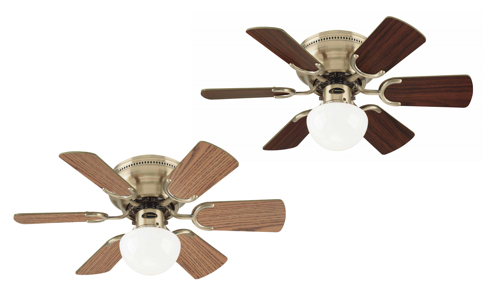 Ceiling fan petite antique brass with pull cord 76 cm 30 ceiling ceiling fan petite antique brass with pull cord 76 cm 30quot aloadofball Choice Image