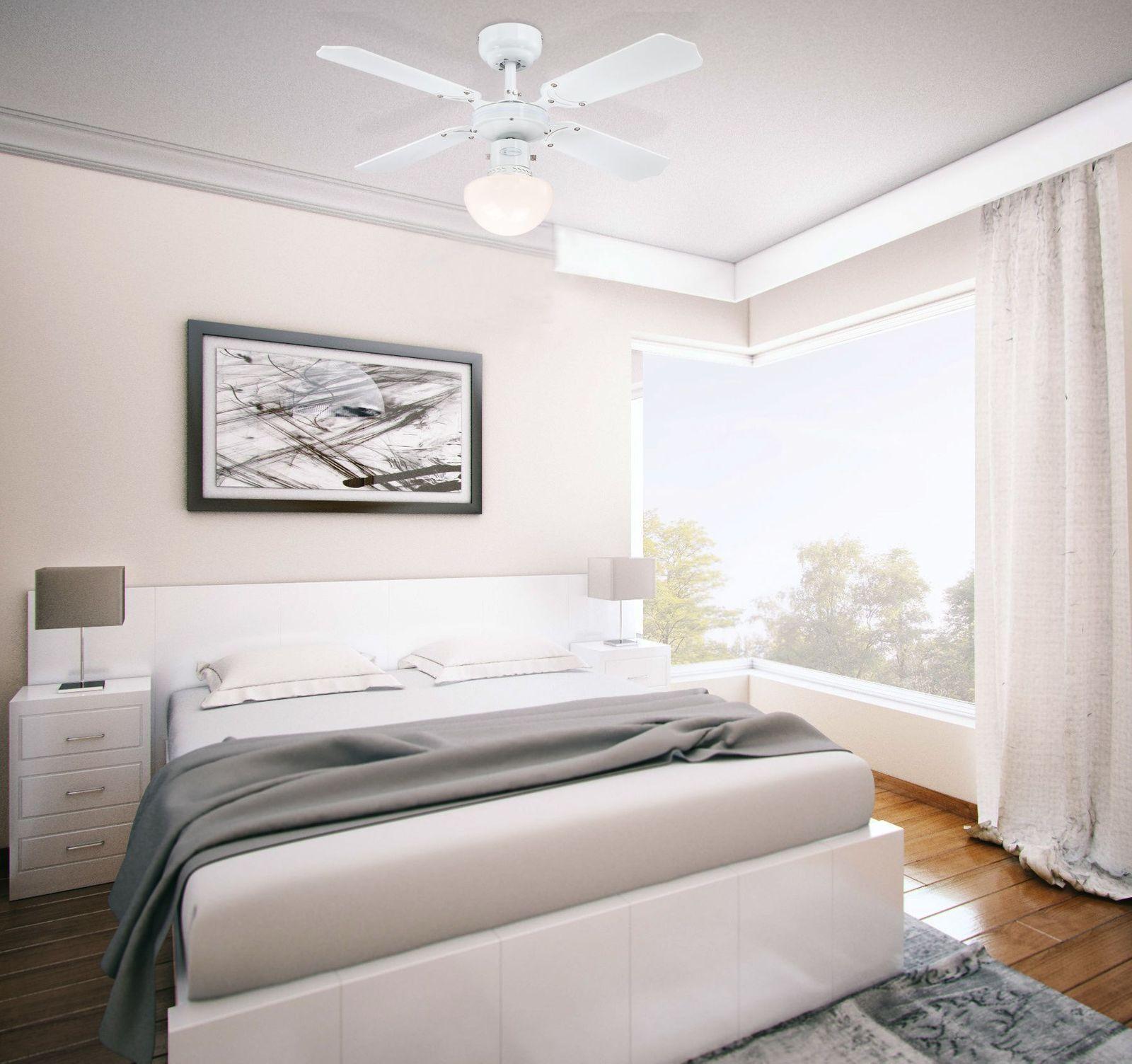 deckenl fter westinghouse portland ambiance kleine r ume. Black Bedroom Furniture Sets. Home Design Ideas
