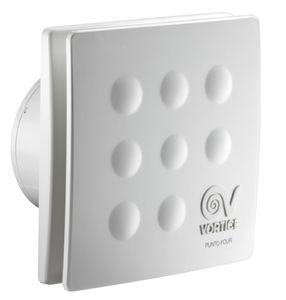 Bathroom fan small room fan Punto Four MFO 120 175m³/h