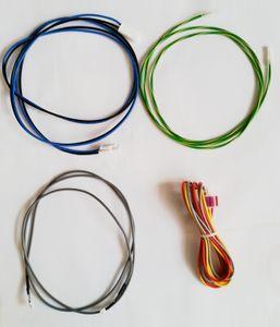 Kabelsatz für Deckenventilator Verlängerungsstangen – Bild 4