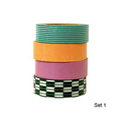 Masking Tapes 4er Set