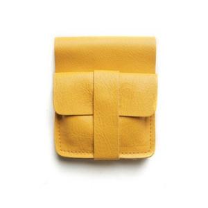 Portemonnaie Pocket Friend . sonnengelb