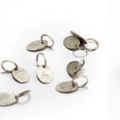 Anhänger pastille in Silber