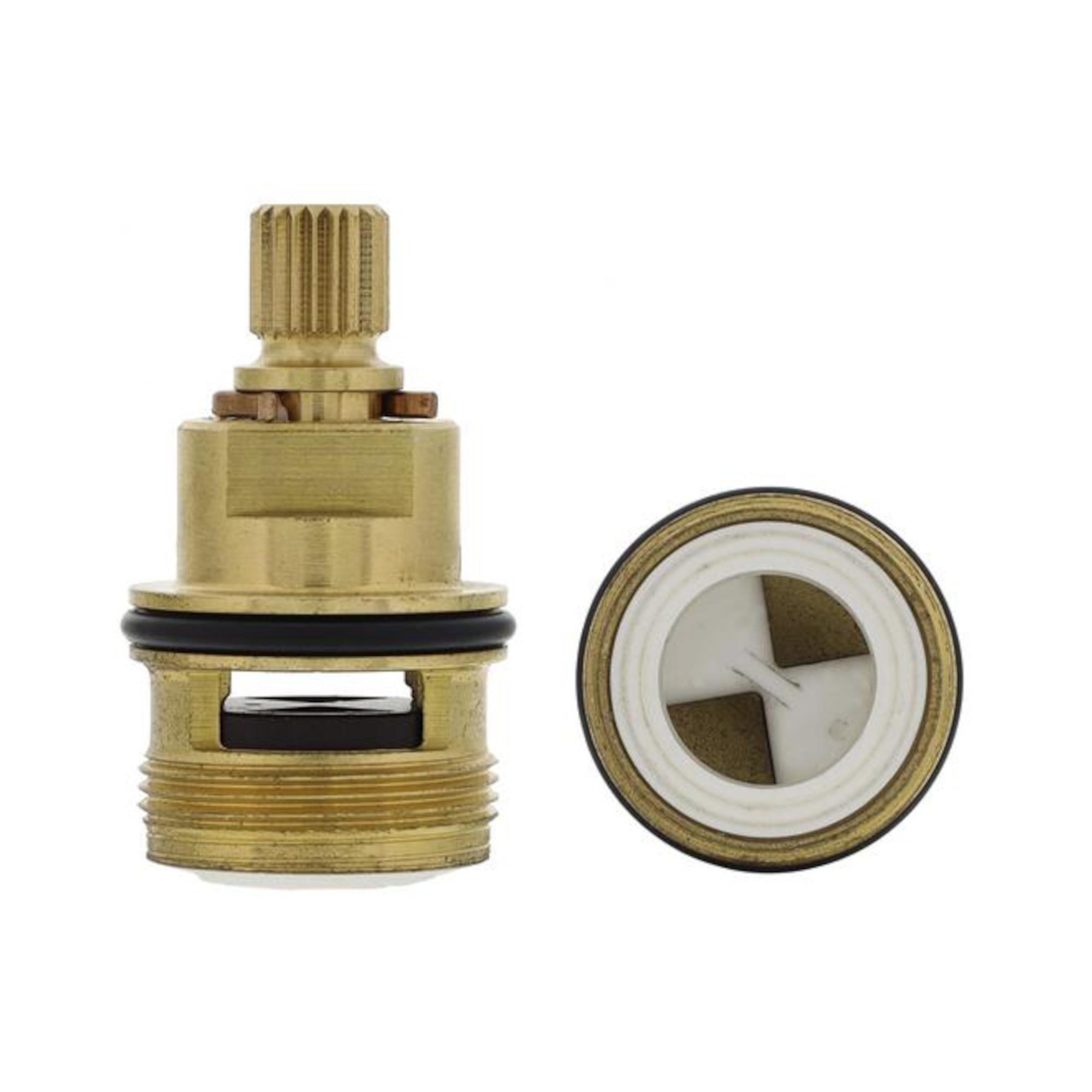 BLANCO Kartusche ABSPERRVENTIL HD Ø= 20 MM HA 117391, MESSING, Für Blanco ELIPSO Wasserhahn Hochdruck