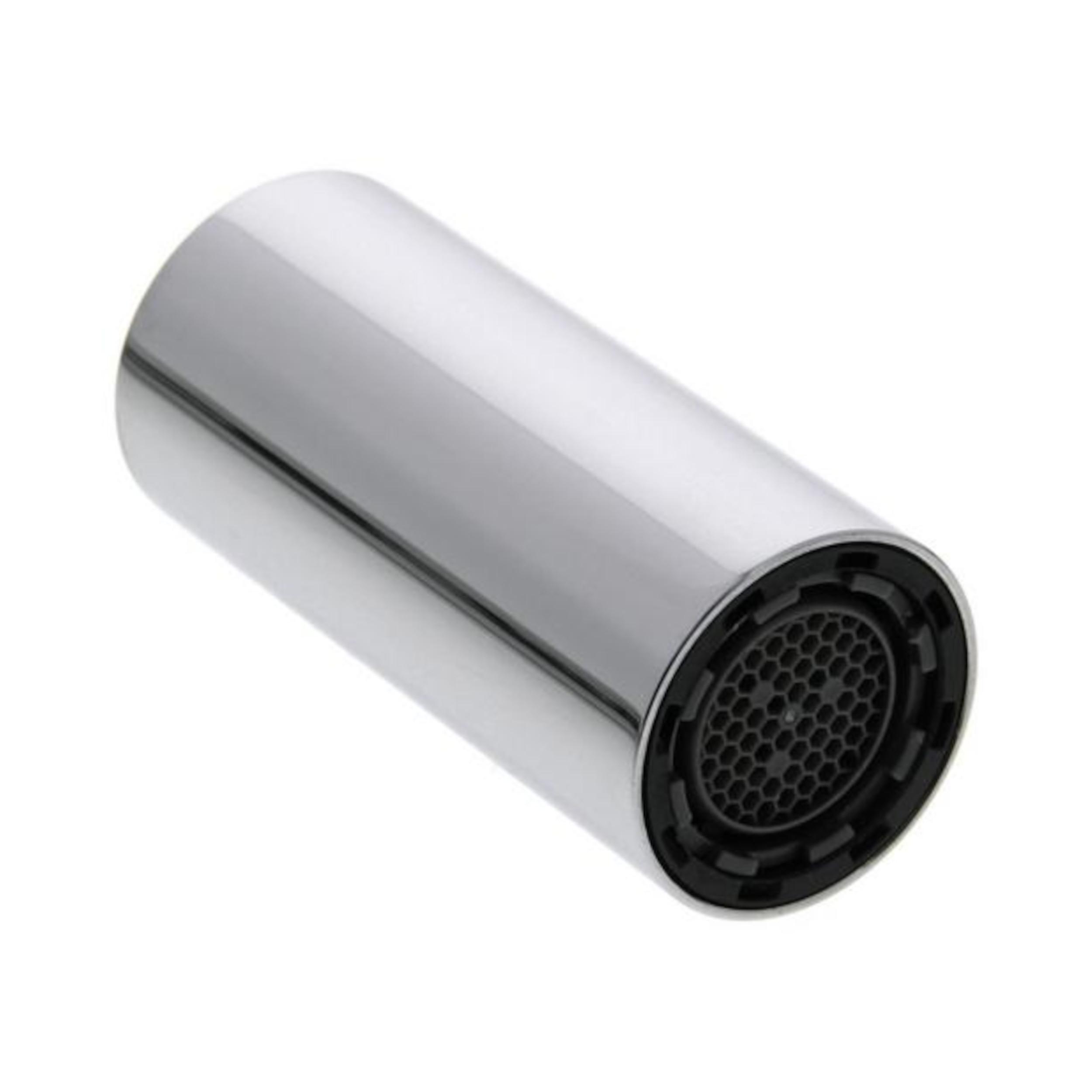 BLANCO BRAUSEKOPF VIU-S HD CHROM KOMPLETT MZ GALVANISCH, CHROM, 123412 Für Blanco Wasserhahn Hochdruck