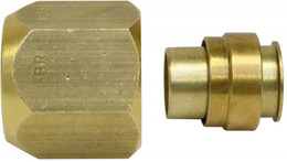 "SAE Fitting (SF-FZ) zöllig 1/4"" - 3/8"" - 1/2"" - 5/8"""