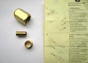 Armacell Kalibrier-Montageset 6/10 Inhalt: 1x Werkz. SF-CTM-06 u. 1x SF-CTM-10, 2x Fitting SF-FM-06 u. 2x SF-FM-10
