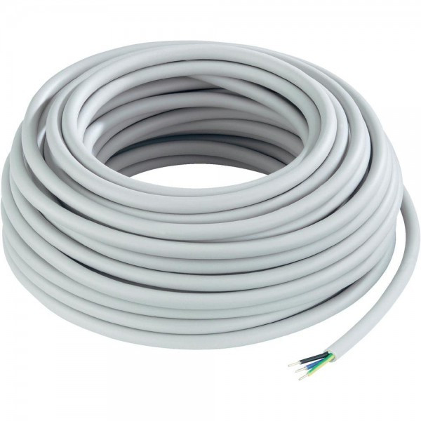 Lapp Mantelleitung - Feuchtraumkabel NYM-J 5 x 1,5 mm² - 20m Ring