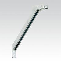 MPC Stützstrebe Profil 38/40 bis 40/120, Länge: 440 mm
