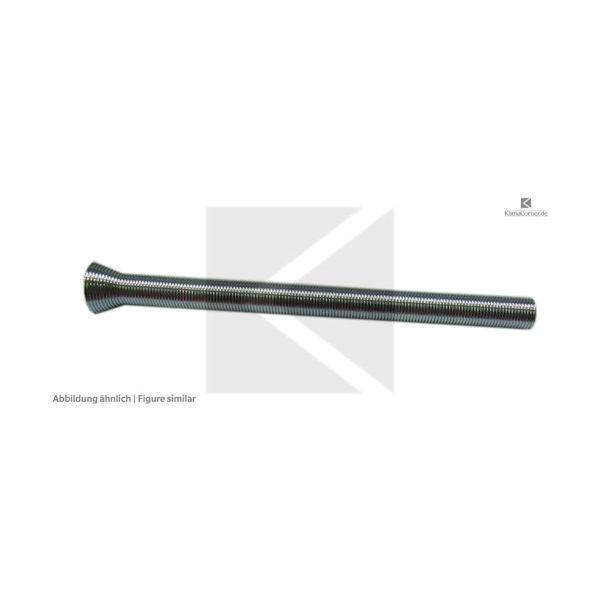 Aussenbiegefeder für Cu-Rohr 12mm 300mm lang